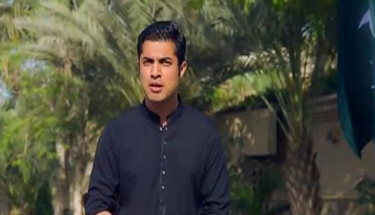 Iqrarul Hassan challenges Saeed Ghani