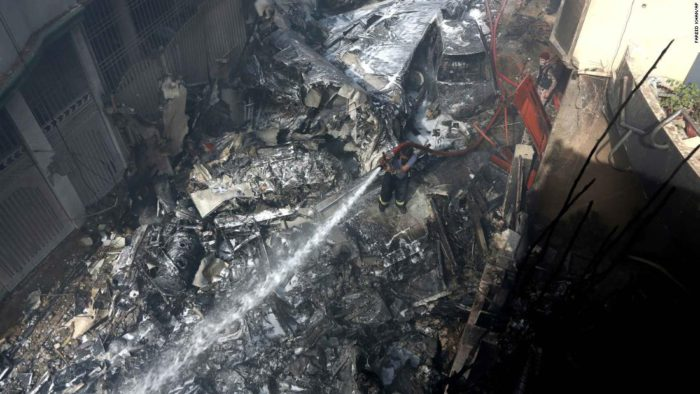 More than 32 bodies were recovered from the wreckage