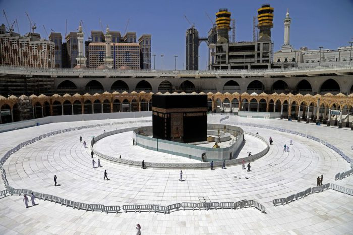 Saudi Arabia cancels International Hajj