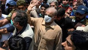 Shahbaz Sharif succumbed to Coronavirus, after coming to NAB office with the mob