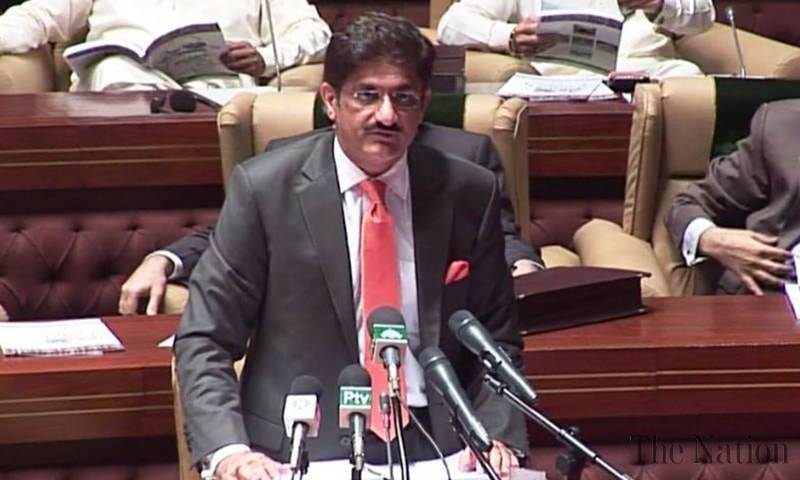 Sindh government presents a budget of Rs 1.24 trillion
