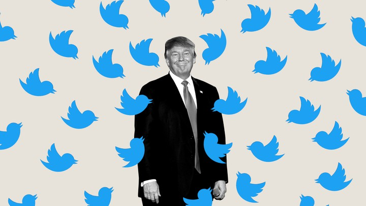 Twitter: Trump can break anything, and It was just tiny twitter rule