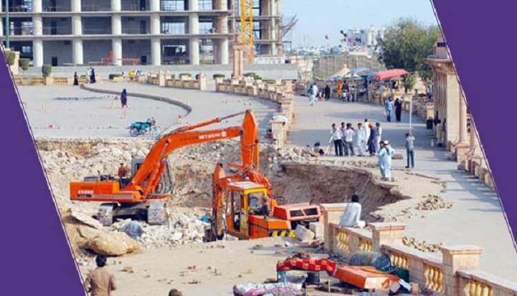 Government to reconstruct the flood-hit infrastructure of Karachi