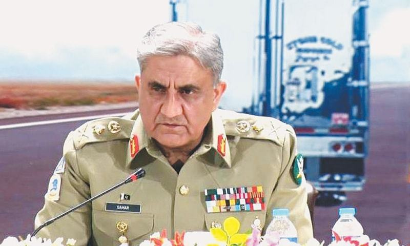 Army Chief General Qamar Javed Bajwa has said that the best training is necessary to deal with the challenges in future wars.