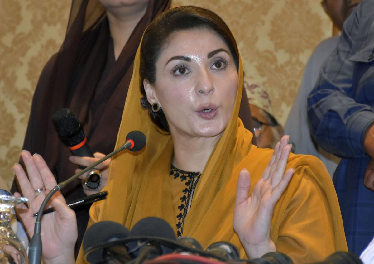 The government is nervous, it will leave before January,Pakistan Muslim League-Nawaz (PML-N) Vice President Maryam Nawaz Sharif.